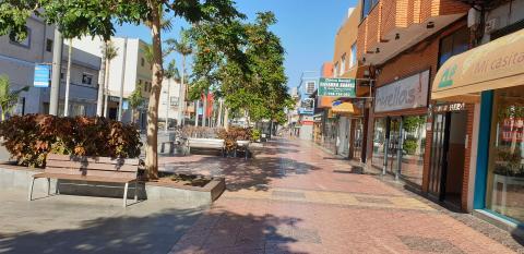 Avenida de Canarias, Santa Lucía (Gran Canaria) / CanariasNoticias.es