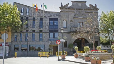 Ayuntamiento de Santa Brígida. Gran Canaria / CanariasNoticias.es