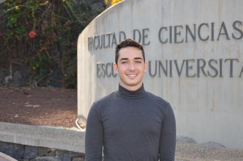 Aarón Mesa, Libertad Estudiantil / CanariasNoticias.es