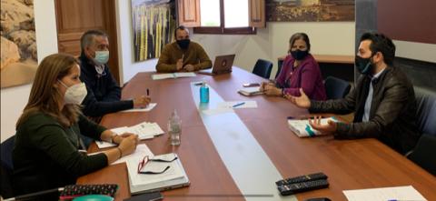 Cabildo de Fuerteventura. Reunión de presupuesto/ canariasnoticias