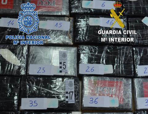 Droga incautada / CanariasNoticias.es