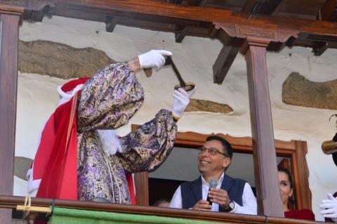 Valsequillo. Reyes Magos/ canariasnoticias.es