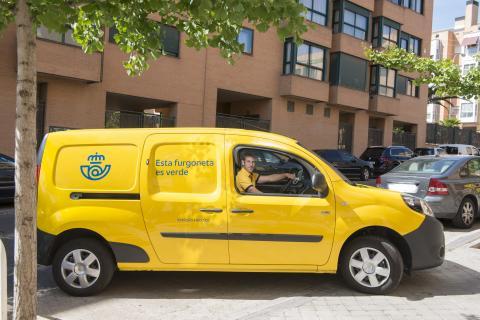 Vehículo eléctrico de Correos / CanariasNoticias.es