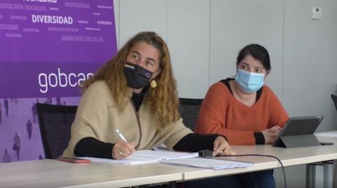 Gemma Martínez e Iratxe Serrano / CanariasNoticias.es
