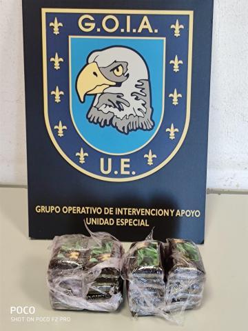 GOIA-UE. Policía Local. Hachís/ canariasnoticias