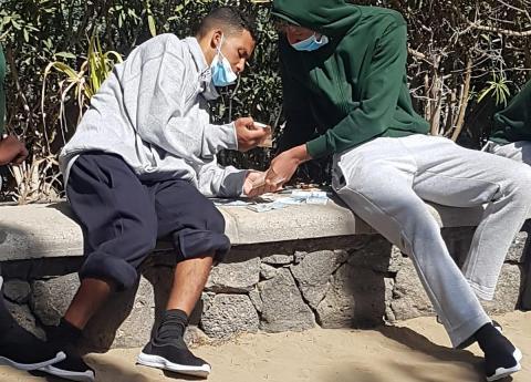 Inmigrantes magrebíes ilegales/ canariasnoticias.es