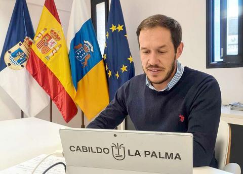 Mariano H. Zapata, presidente de la FECAI / CanariasNoticias.es