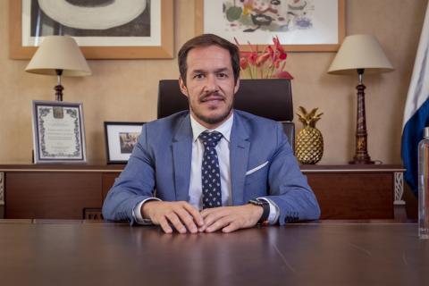 Mariano H. Zapata presidente de Federación Canaria de Islas (Fecai) / CanariasNoticias.es