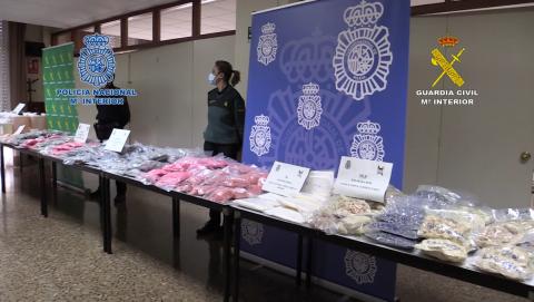 Operación de la Policía Nacional y de la Guardia Civil / CanraiasNoticias.es