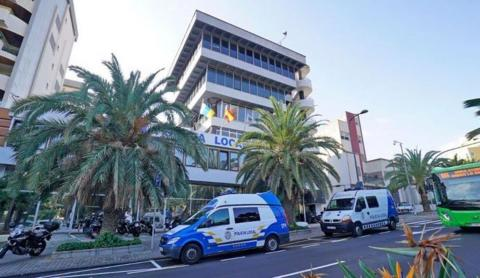 Policía Local de Santa Cruz de Tenerife / CanariasNoticias.es