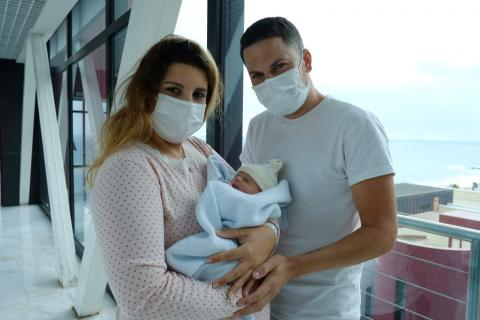 Primer nacimiento del año 2021en Canarias / CanariasNoticias.es