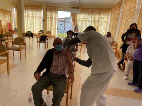 Vacunación en Canarias/ canariasnoticias.es