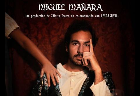 """Cartel de la obra """"Miguel Mañana"""" / CanariasNoticias.es"""