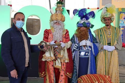 Moya. Reyes Magos/ canariasnoticias.es