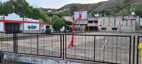 Colegio de Valleseco/ canariasnoticias