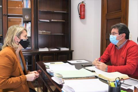José Adrián y Alicia Vanoostende/ canariasnoticias.es