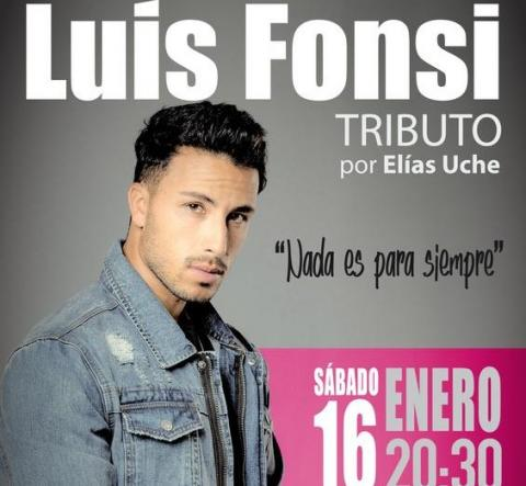 Cartel del concierto de Elías Uche en Telde / CanariasNoticias.es