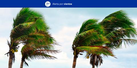 Viento fuerte en Canarias / CanariasNoticias.es