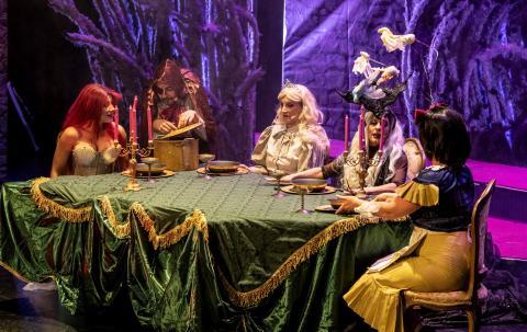 """Musical """"Encantada"""" en el Teatro Guimerá / CanariasNoticias.es"""