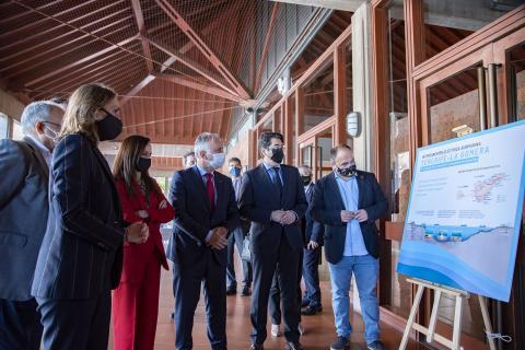 Proyecto de Interconexión submarina entre Tenerife y La Gomera