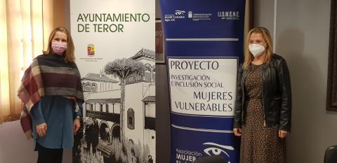 Teror colabora con la asociación 'Mujer Canaria Siglo XXI' / CanariasNoticias.es