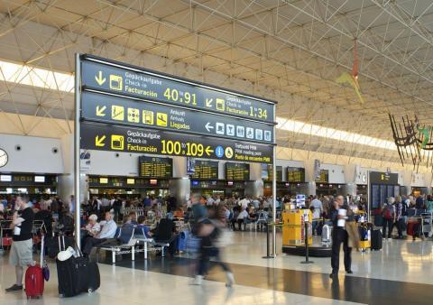 Aeropuerto de Gran Canaria/ CanariasNoticias.es