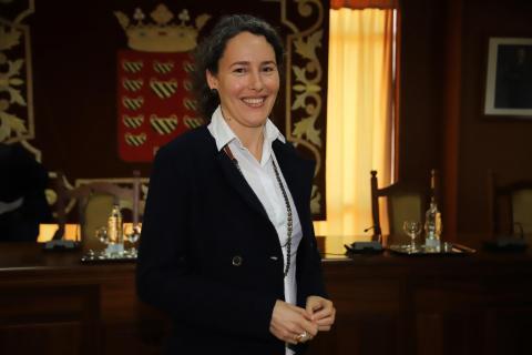 Ariagona González, diputada del PSOE en Congreso de los Diputados / CanariasNoticias.es