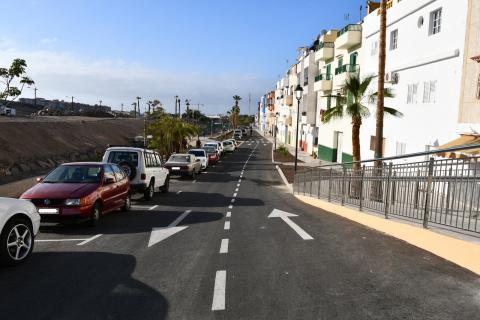 Calle Gara de Arguineguín en Mogán (Gran Canaria) / CanariasNoticias.es
