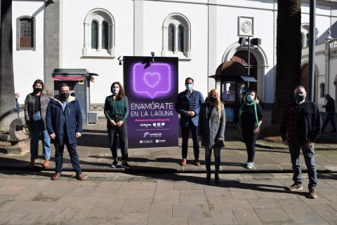 Presentación de la Campaña 'Enamórate en La Laguna' / CanariasNoticias.es