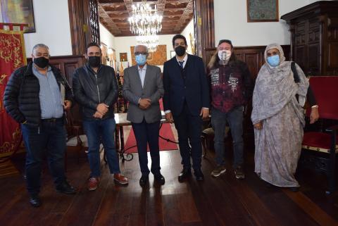 Delegación del Frente Polisario en La Laguna / CanariasNoticias.es
