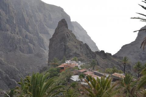 Masca. Tenerife/ canariasnoticias