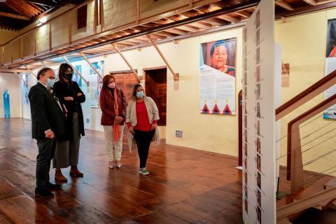 """Exposición """"Mujeres Nobel de la Paz"""" en La Laguna (Tenerife) / CanariasNoticias.es"""