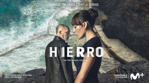 "Serie ""Hierro"" de Movistar+"