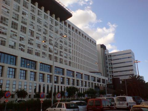 Hospital Universitario Insular de Gran Canaria/ canariasnoticias.es