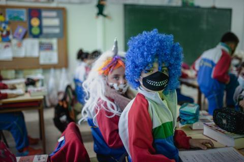 Carnaval en el Colegio Nuryana / CanariasNoticias.es