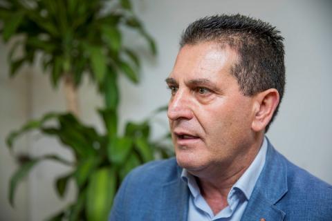 Juan Rafael Zamora, viceconsejero de Acción Exterior del Gobierno de Canarias / CanariasNoticias.es