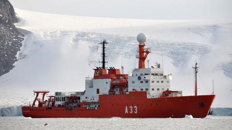 Hespérides. La Antártida/canariasnoticias