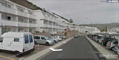 Apartamentos ocupados por menores inmigrantes. Puerto Rico. Gran Canaria/ canariasnoticias