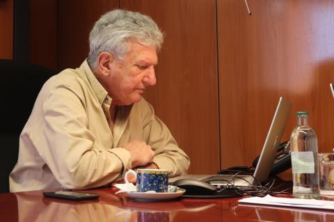 Pedro Quevedo, concejal del Ayuntamiento de Las Palmas de Gran Canaria / CanariasNoticias.es