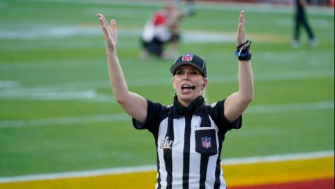 Sarah Thoma. Super Bowl/ canariasnoticias