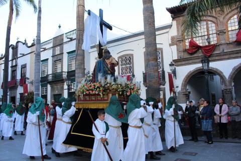 Semana Santa de Santa Cruz de La Palma / CanariasNoticias.es