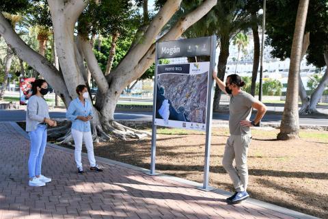 Mogán refuerza la señalética turística / CanariasNoticias.es