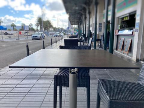 Terrazas en Las Palmas de Gran Canaria / CanariasNoticias.es