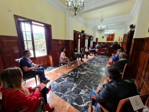 Pleno del Ayuntamiento de Teror/ CanariasNoticias.es