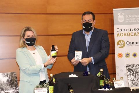 Oleoteide, mejor aceite de oliva virgen extra de Canarias / CanariasNoticias.es