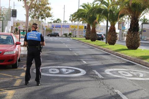 Policía Local de Adeje (Tenerife) / CanariasNoticias.es