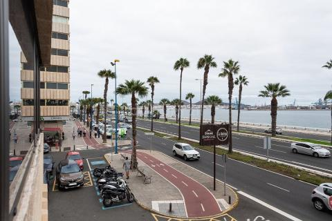 Avenida Marítima de Las Palmas de Gran Canaria / CanariasNoticias.es