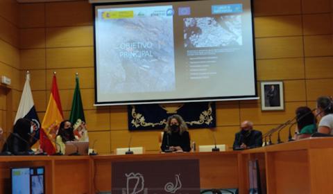 Reunión con el Observatorio de la basura Marina OBAM / CanariasNoticias.es