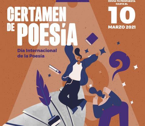 Cartel del Certamen de Poesía / CanariasNoticias.es