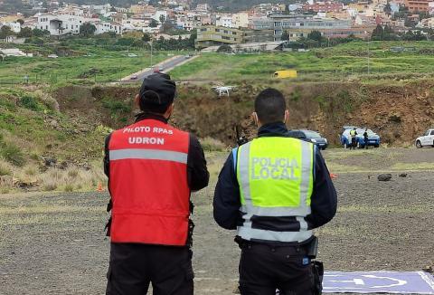 Curso de piloto profesional avanzado de drones / CanariasNoticias.es
